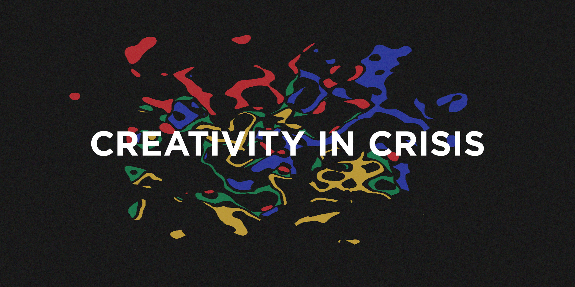 creativity in crisis