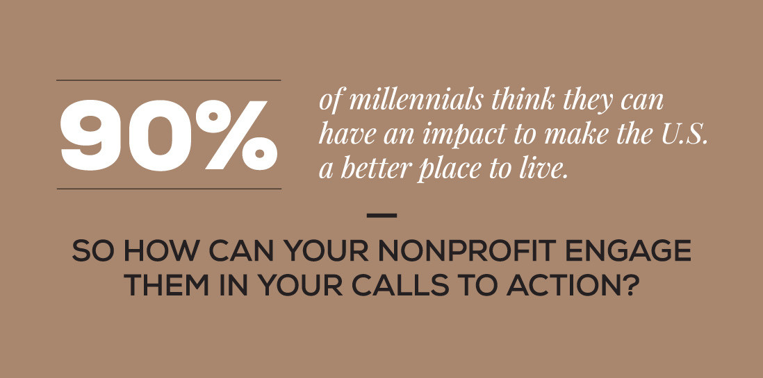 millenials and nonprofits