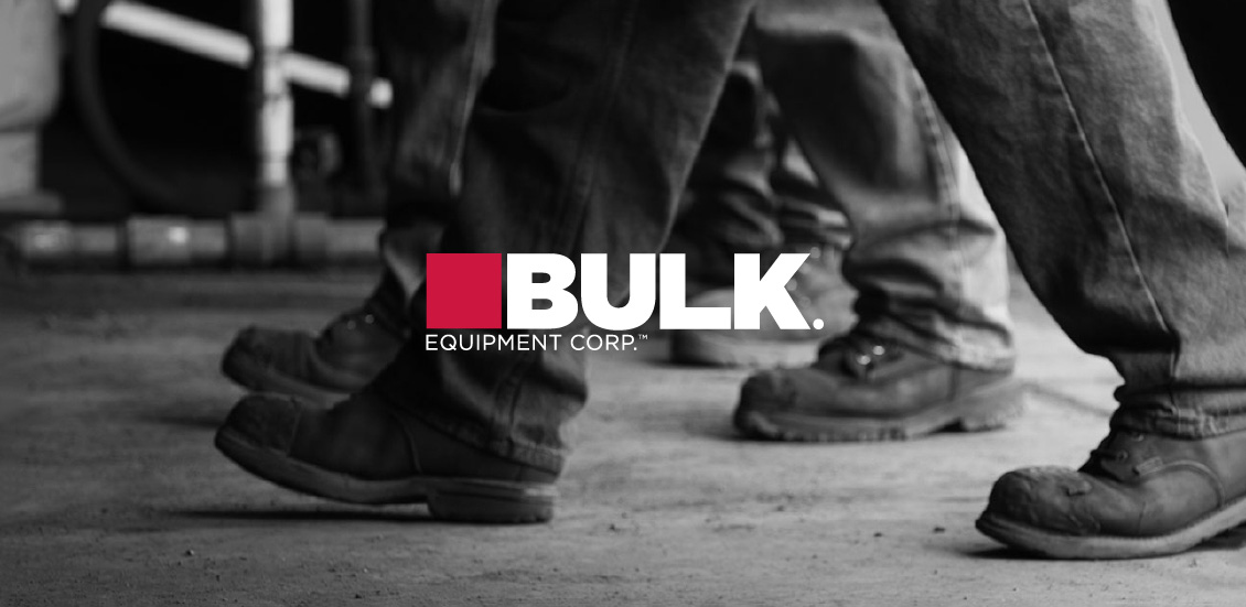 Bulk Equipment Corp Logo