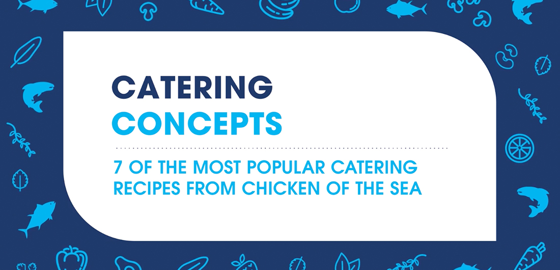 Chicken of the Sea - Catering Concepts