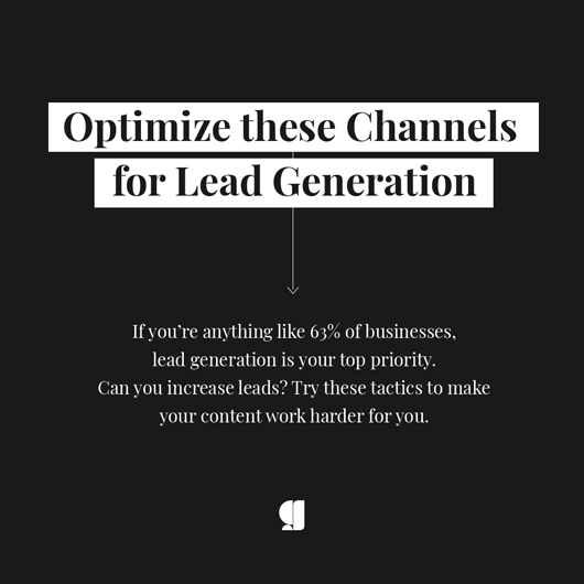 Lead Generation Video