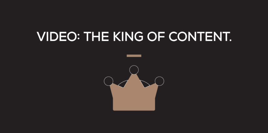 Video: the King of Content